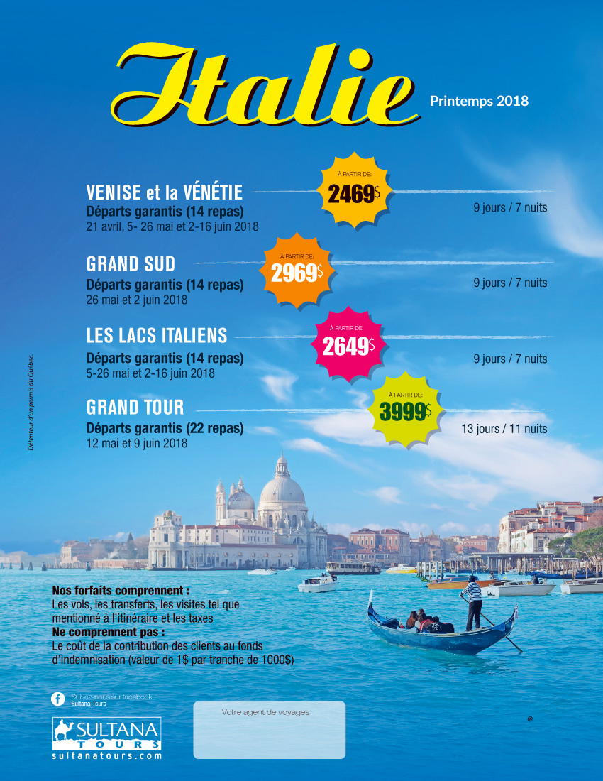 Italie 2017
